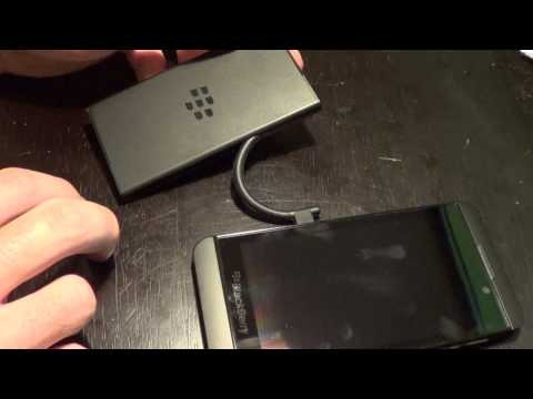 Battery Charger Bundle for L-S1 Battery on BlackBerry Z10