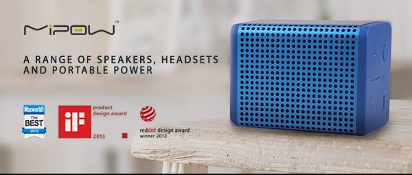 """MIPOW takes the phrase """"make it different"""" to heart with their innovative gadgets. From speakers to chargers to other bluetooth devices, these products will leave heads turning."""