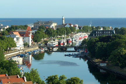 Bekjent baltic flaks Rostock