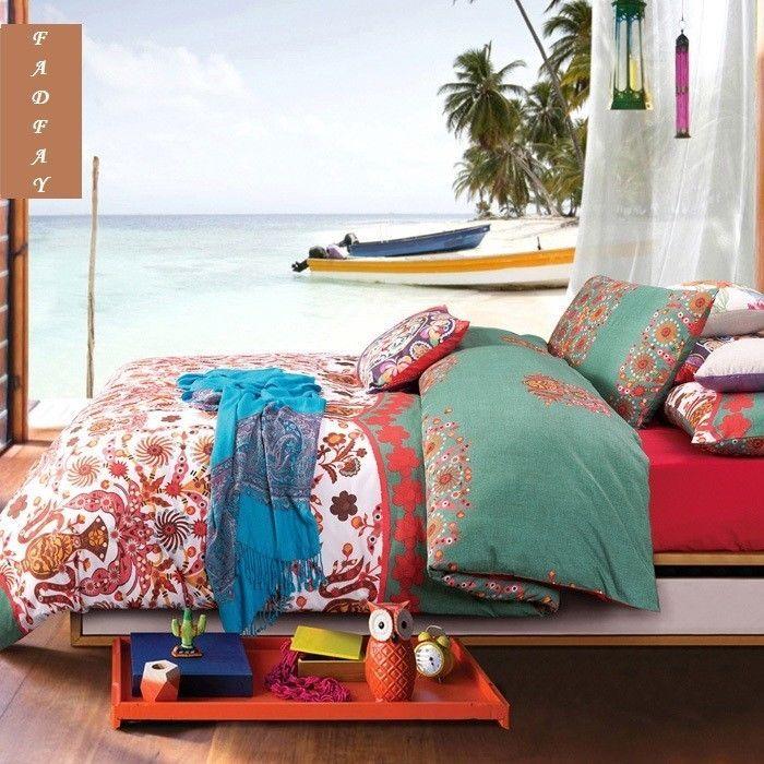 Bohemian Chic Bedding best 25+ bohemian duvet cover ideas on pinterest | cream duvets