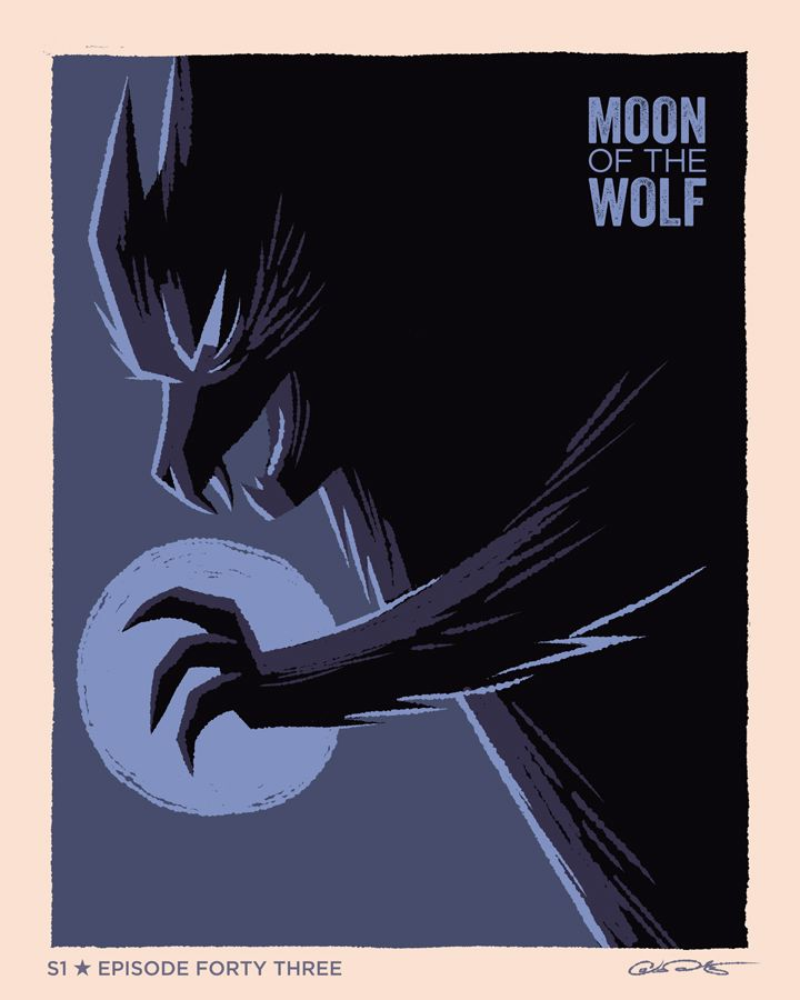 "BTAS ""Moon of the Wolf"" episode 43 - George Catsouldas"