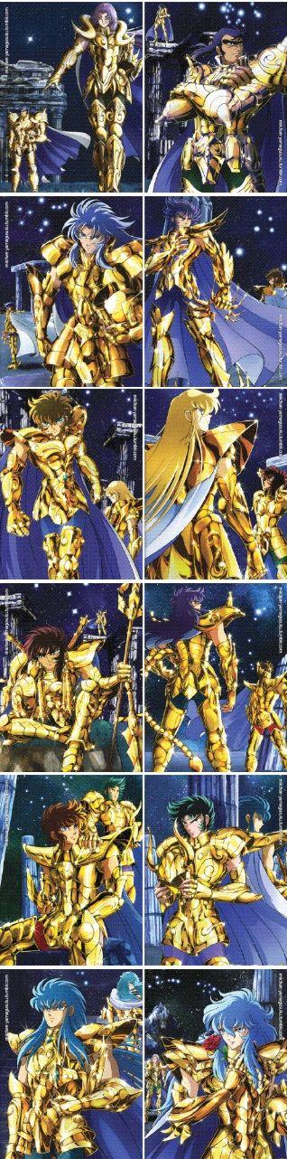 Cavaleiros de Ouro