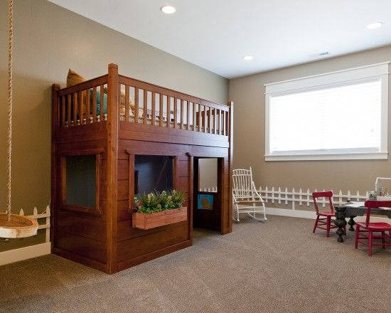 Indoor Playhouse Design, Pictures, Remodel, Decor and Ideas - page 3