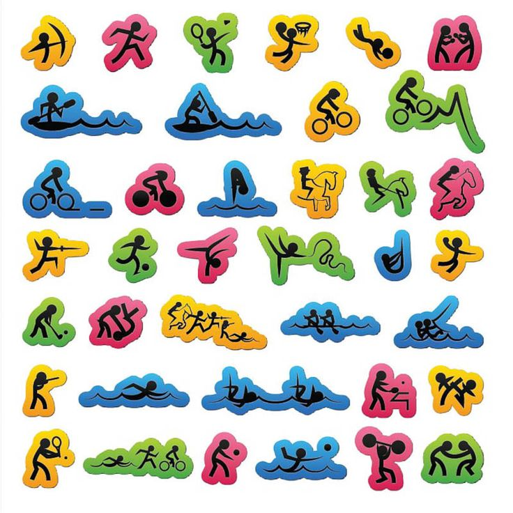 Winter Olympic Sports Symbols Clip Art Bigking Keywords And Pictures