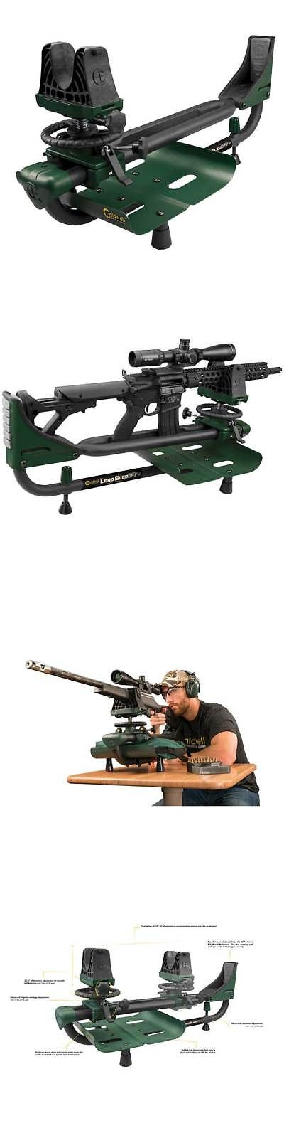 Benches and Rests 177887: New Caldwell Lead Sled Dft 2 336677 -> BUY IT NOW ONLY: $193.78 on eBay!
