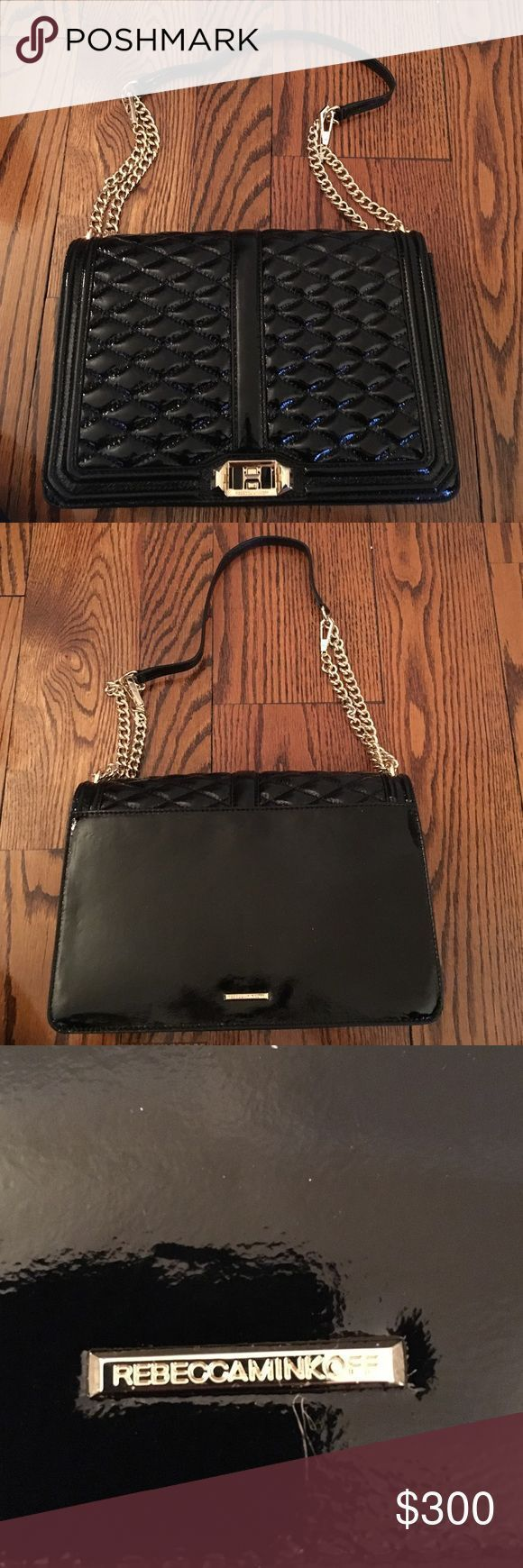 Rebecca Minkoff Quilted tote Brand new Rebecca Minkoff Quilted bag Rebecca Minkoff Bags Shoulder Bags