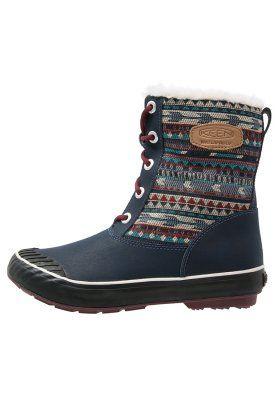 Für lange Spaziergänge an kalten Tagen. Keen ELSA WP - Snowboot / Winterstiefel - dress blues für 119,95 € (11.11.15) versandkostenfrei bei Zalando bestellen.