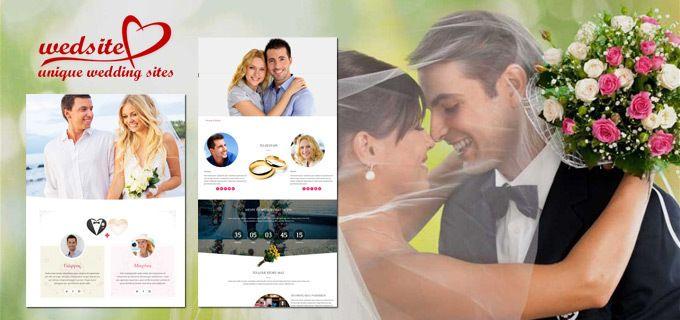 Εντυπωσιακή Ιστοσελίδα Γάμου με μοναδική παρουσίαση! Συμπεριλάβετε όλα αυτά που δεν χωρούν στην πρόσκληση. Παρουσιάστε φωτογραφίες βίντεο πριν και μετά, το lovestory σας, τους κουμπάρους, χρονόμετρο μέχρι την ημέρα του γάμου και άλλα πολλά! Εντυπωσιάστε φίλους & συγ�