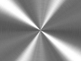 Textures   -   MATERIALS   -   METALS   -   Brushed metals  - Aluminium radial brushed metal texture 09854