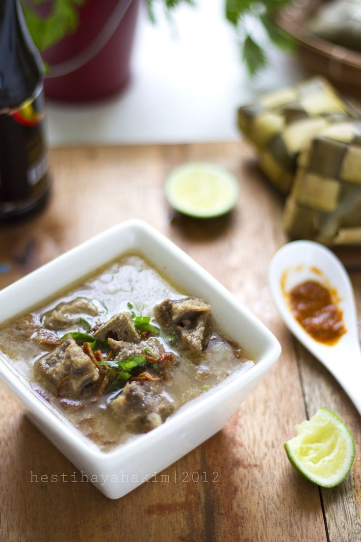 HESTI'S KITCHEN : yummy for your tummy: Coto Makassar
