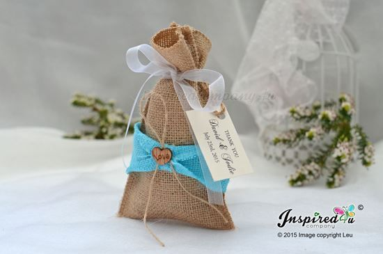 Wedding Favor Bag Filler Ideas : favour bag, ideal for filling with sweets, chocolates or a small gift ...