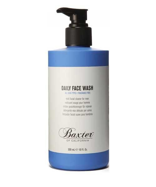 Baxter Daily Face Wash - The Emporium Barber, Mens Facial Product