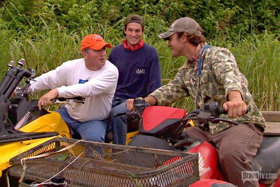 Craig Conover, Shepard Shep Rose - Wild Boar Hunt