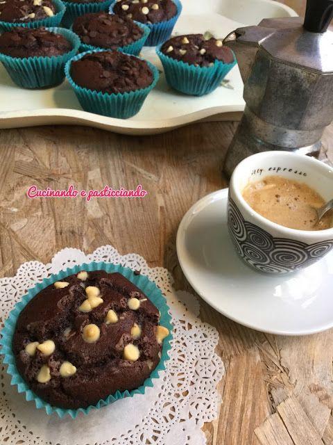 Cucinando e Pasticciando: Muffin al cioccolato