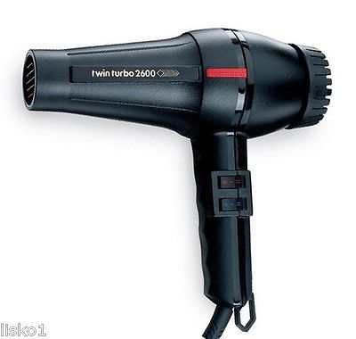 Professional Styling Tools: Pibbs 2600 Twin Turbo Professional Hair Dryer -> BUY IT NOW ONLY: $90 on eBay!