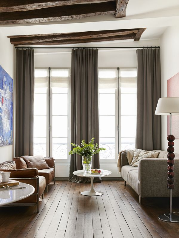 AN ELEGANT APARTMENT IN THE HEART OF PARIS | THE STYLE FILES