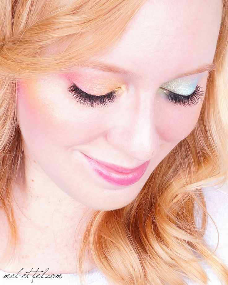 Make-up: Somewhere over the Rainbow