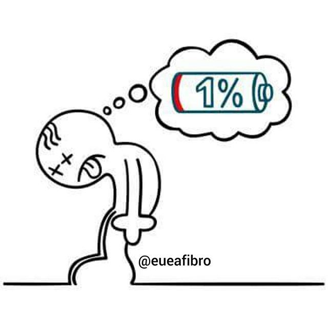#eueafibro #fibromialgia #cansada