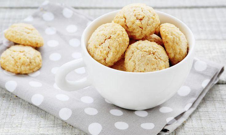 Mandlové sušenky bez lepku