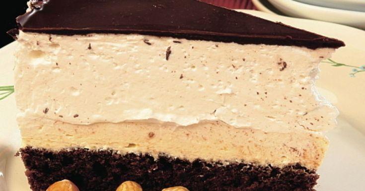 Pripravte si recept na Jadranská torta s nami. Jadranská torta patrí medzi najobľúbenejšie recepty. Zoznam tých najlepších receptov na online kuchárke RECEPTY.sk.