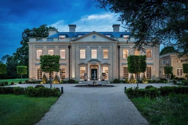 10 Bedroom House For Sale In Mill Lane Chiddingfold Godalming Gu8 Country Mansion Mansions Godalming