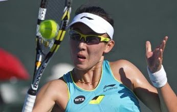 Saisai Zheng and Madison Brengle mark a new record at the US Open!
