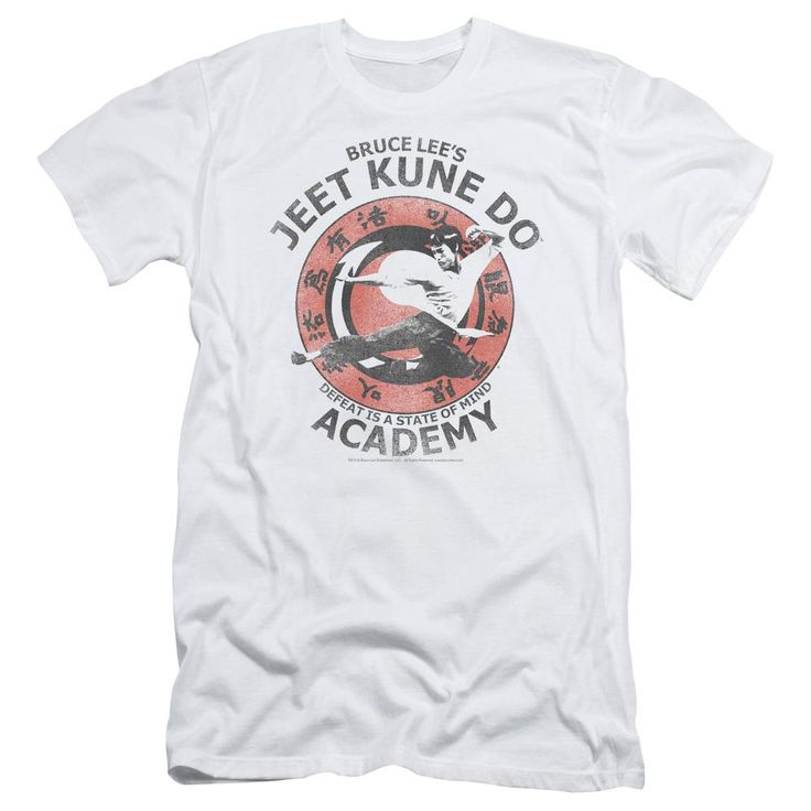 Bruce Lee - Jeet Kune Short Sleeve Adult 30/1