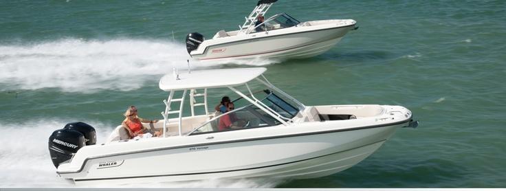 Boston Whaler | Vantage Boats | Vantage Boat | Pilothouse Boats | Wakeboarding Boats