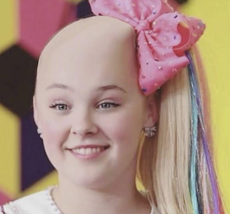 Jojo Siwa S Hairline By 2020 Jojo Siwa Hairline Jokes Memes Mean