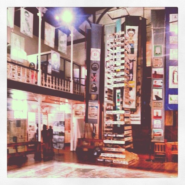 District Six Museum in iKapa, Western Cape