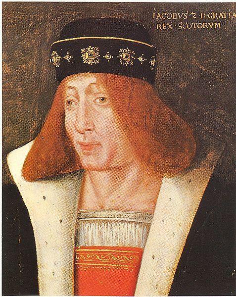 King James II of Scotland: A Reign of Murder and Mayhem