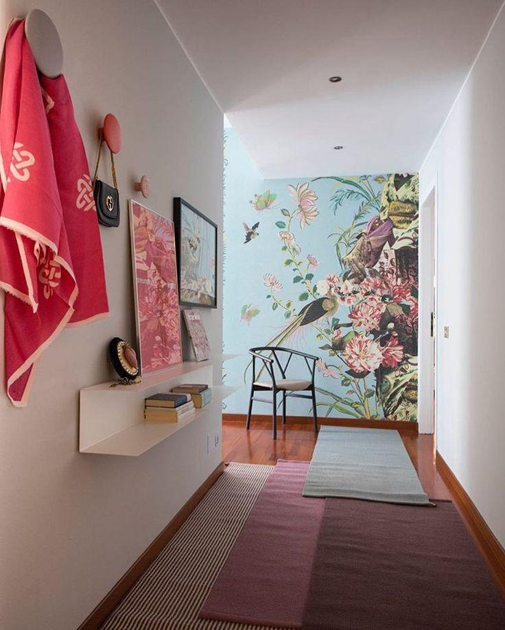 Fabulous ingresso e corridoi vanno arredati con cura come - Tappeti per corridoi ...