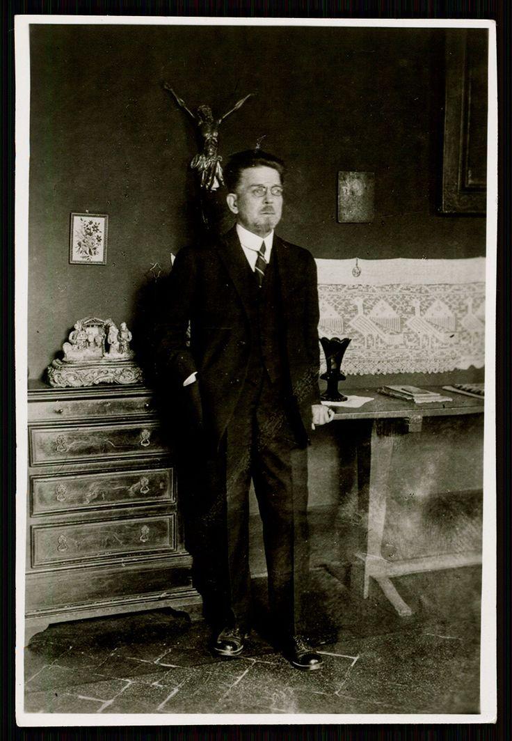 Władysław Reymont, fot. CBN Polona