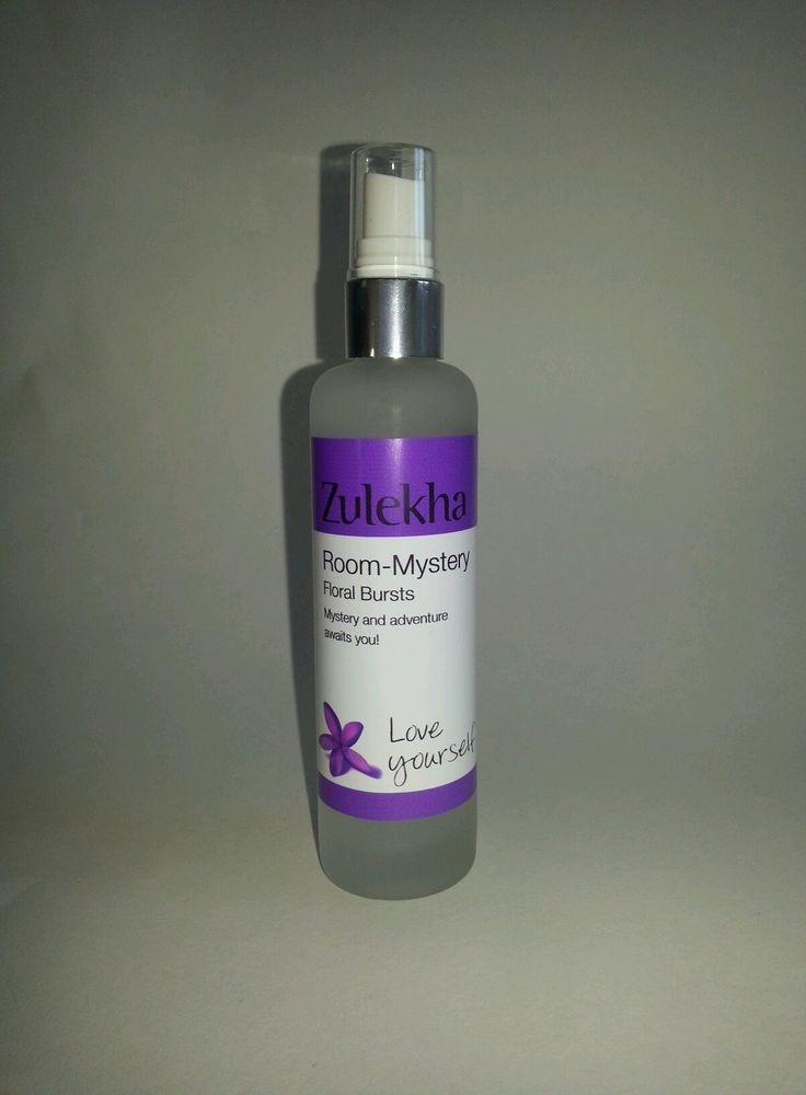 Room Spray Essential Oils blend 100ml Zulekha Aromatherapy Care