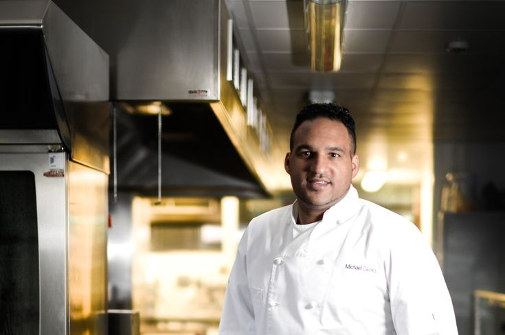MEET THE GREAT BRITISH CHEFS: MICHAEL CAINES