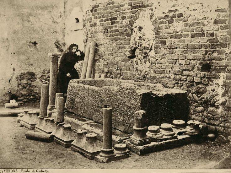 Tomba di Giulietta (antico convento di frati Cappuccini)