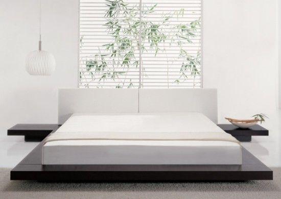 Low Bed, Clean design