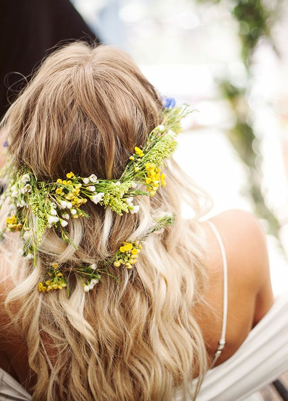 Boho-Inspired Outdoor Wedding That Will Give You Coachella Vibes - Wilkie