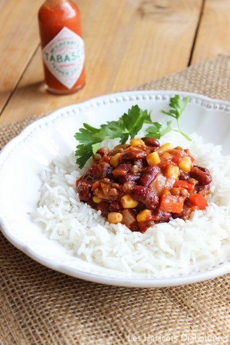 Chili végétarien (2)