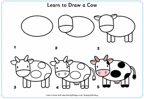 1000 ideas about easy animal drawings on pinterest