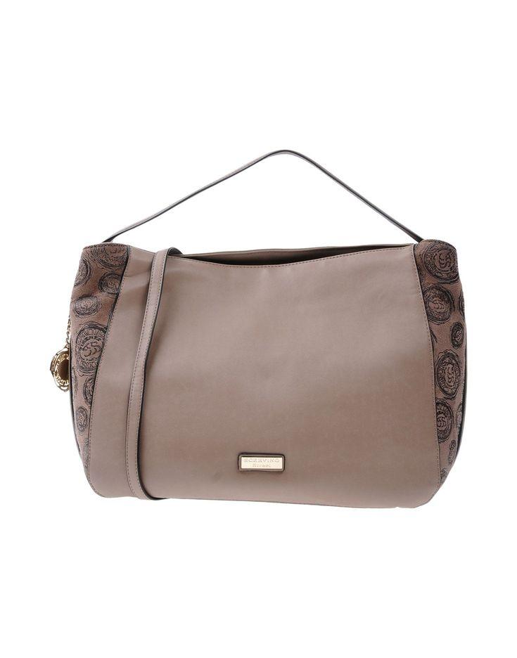 SCERVINO STREET . #scervinostreet #bags #shoulder bags #hand bags #polyester #suede #hobo #
