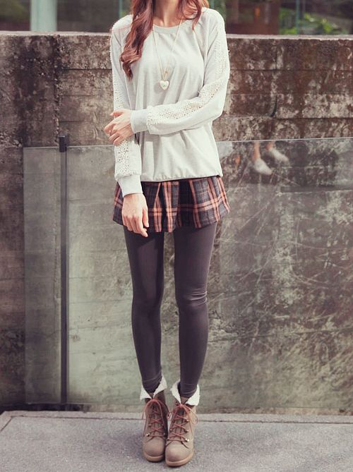 Tumblr Outfits Plaid Images - Reverse Search