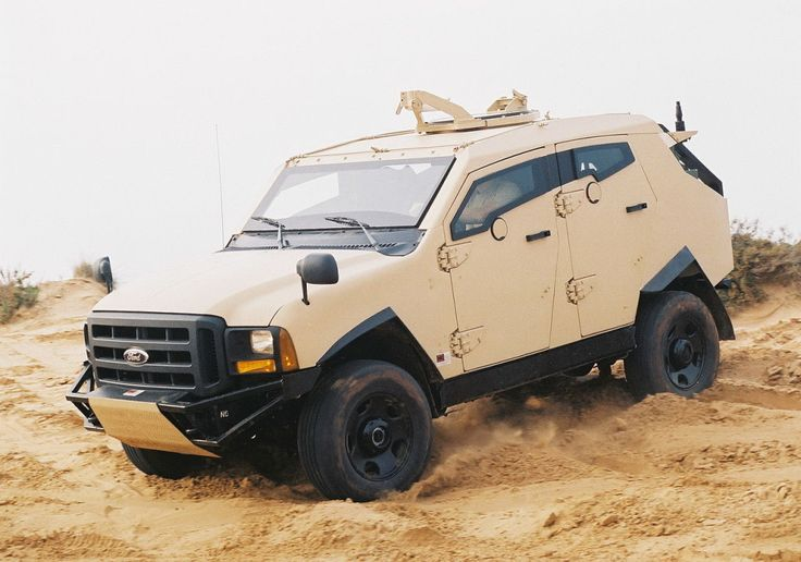 Retrofitting civilian vehicles with armor.