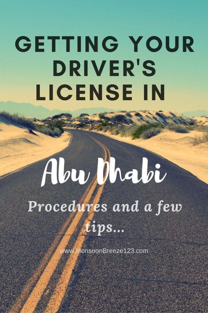 Driveru0027s License in Abu Dhabi 131 best