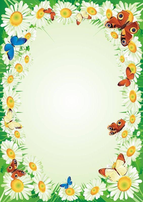 Hojas de papel con diseño para cartas | Solountip.com