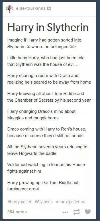 Another possibility, I am kinda overwhelmed by how many posts exist about harry potter♥♥♥ #potterheads