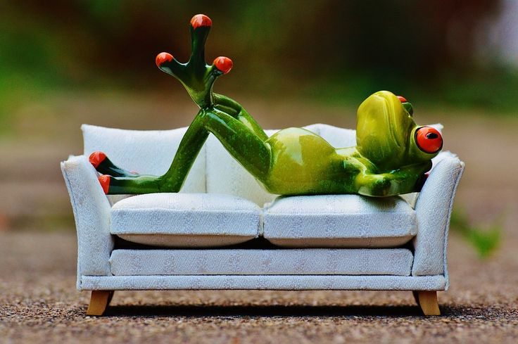 Bo w piątek najważniejszy jest relaks. Dobrego weekendu!