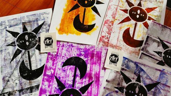 ARTCACHING – Sida 2 – Letterpress på Rundqvist & Co