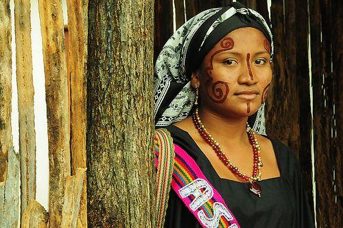 La Guajira-Colombia Indigena Wayuu