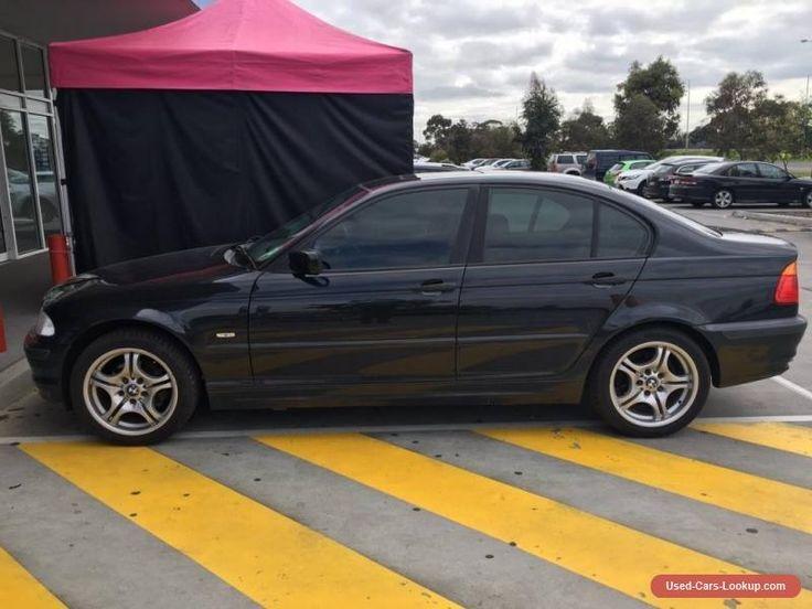 BMW 318I E46 4SPD AUTO BLACK DUCO #bmw #3series #forsale #australia